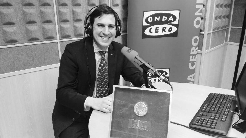 Entrevista a Guillermo Villanueva en Onda Cero