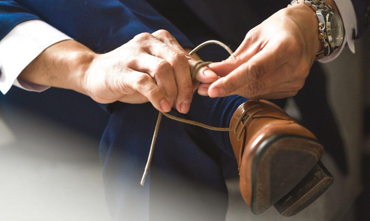 Cómo saber escoger los zapatos de novio